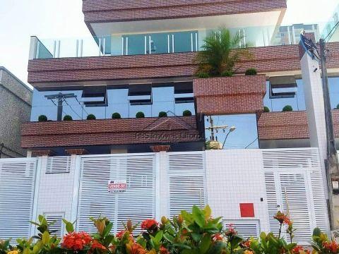 Apartamento de 3 dormitórios sendo 1 suíte na Vila Caiçara em Praia Grande