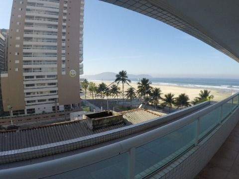 Apartamento  de 3 dormitórios na Aviação em Praia Grande
