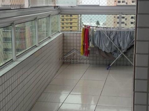 Apartamento de 2 (dois) dormitórios na Vila Tupi em Praia Grande