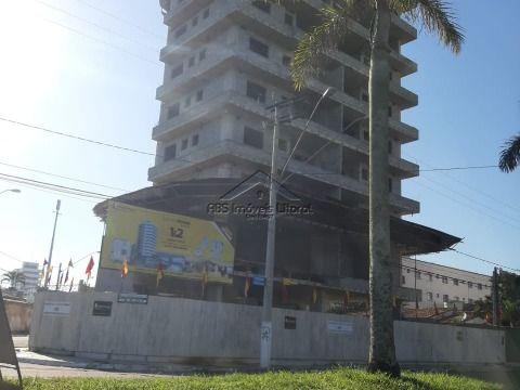 Apartamento novo na Vila Mirim em Praia Grande (ENTRADA DE R$27.900,00))