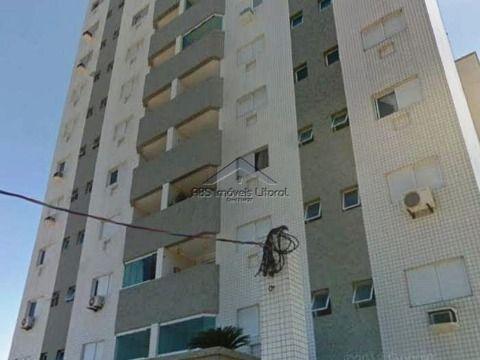 Apartamento na Vila Guilhermina em Praia Grande - SP