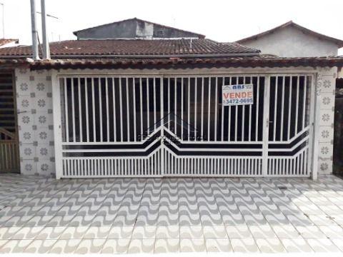 Casa 1 dormitório na Vila Caiçara em Praia Grande SP