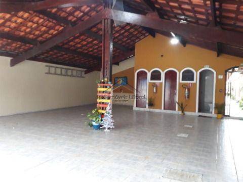 Casa em condomínio no Jardim Imperador em Praia Grande (entrada de 70 mil)