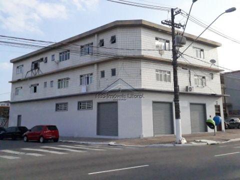 Apartamento 1 Dormitório no Maracanã em Praia Grande