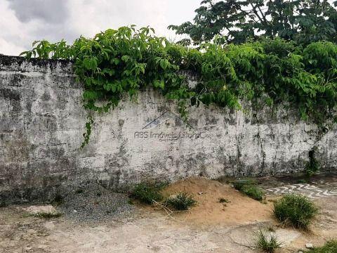 Terreno 250 m2 no bairro do Maracanã em Praia Grande - SP