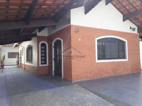 Casa isolada 2 Dormitórios Jardim Real em Praia Grande-SP