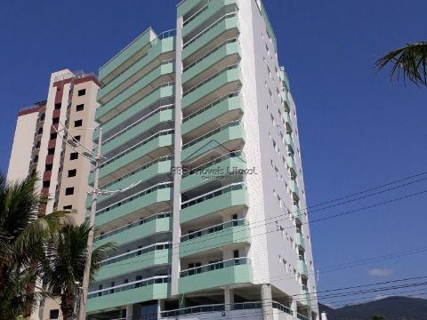 Apartamento de 1 dormitórios sendo suíte no Florida em Praia Grande