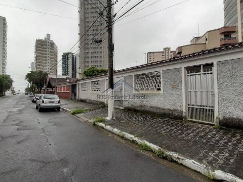 Casa em condomínio no vila Caiçara em Praia Grande (entrada de 50 mil)