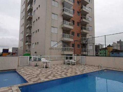 Apartamento 1 dormitório na Vila Caiçara na Praia Grande