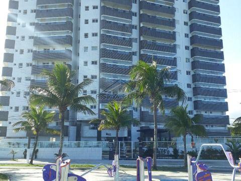 Apartamento de 1 dormitório no Maracanã em Praia Grande (ENTRADA DE 69 MIL)