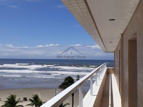 Apartamento frente mar 3 Dormitórios no Jardim Real em Praia Grande - SP