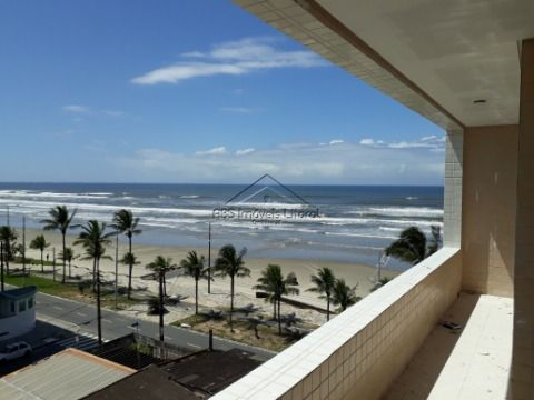 Apartamento frente mar 2 Dormitórios no Jardim Real em Praia Grande - SP