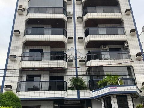 Apartamento de 3 dormitórios 1 suíte na Vila Guilhermina em Praia Grande