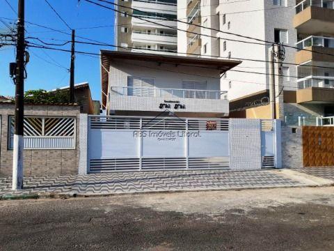 Casa em condomínio na Vila Mirim na Praia Grande