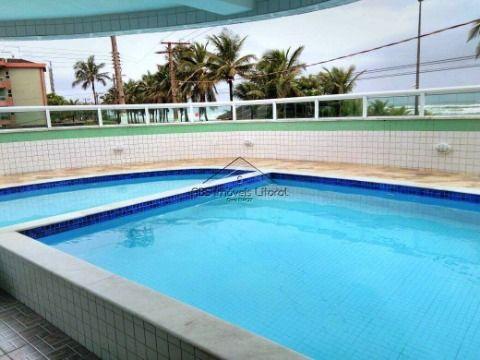 Apartamento de 2 dormitórios no Jardim Real em Praia Grande - SP