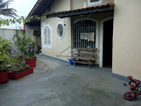 Casa 2 dormitórios no Jardim Real em Praia Grande-SP