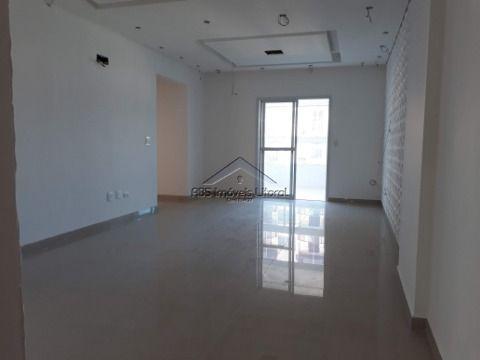 Apartamento (R$100 mil de entrada) 2 dormitórios com suíte na Vila Caiçara na Praia Grande - SP