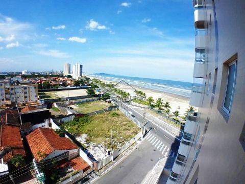 Apartamento de 1 dormitório no Maracanã em Praia Grande (ENTRADA DE 80 MIL)
