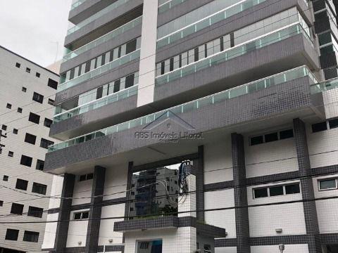 Lindo apartamento com 3 dormitórios 2 suítes na Ocian em Praia Grande - SP