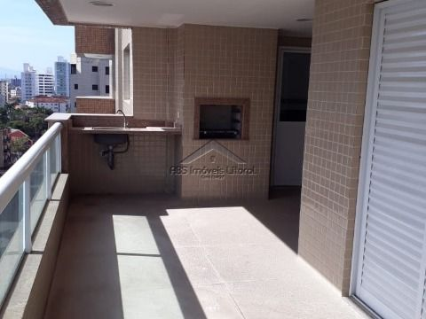 Apartamento 2 Dormitórios na Vila Caiçara em Praia Grande