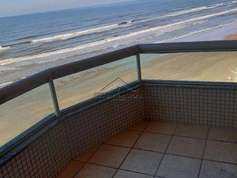 Apartamento Vila Caiçara na Praia Grande - SP (Aceita Financiamento)