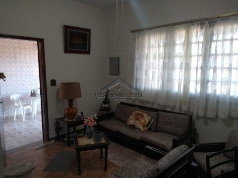 Casa 3 Dormitórios isolada no Jardim Imperador na Praia Grande - SP