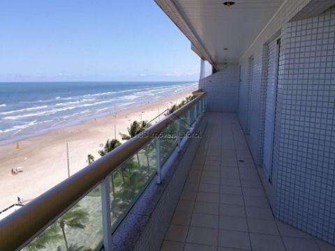 Apartamento 3 dormitórios na Vila caiçara em Praia Grande