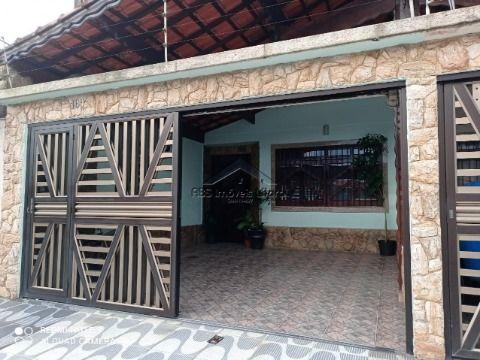 Linda Casa 2 Dormitórios 1 Suite jardim Real na Praia Grande