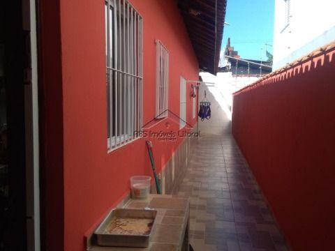 Casa 2 Dormitórios na Vila Caiçara em Praia Grande SP