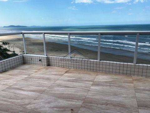 Cobertura duplex 3 suítes na Vila Caiçara na Praia Grande SP