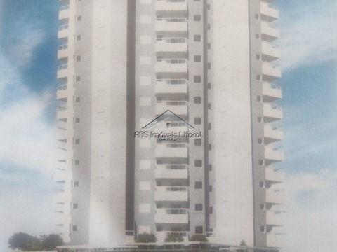 Apartamento 2 dormitório 2 suites na Vila Caiçara em Praia Grande