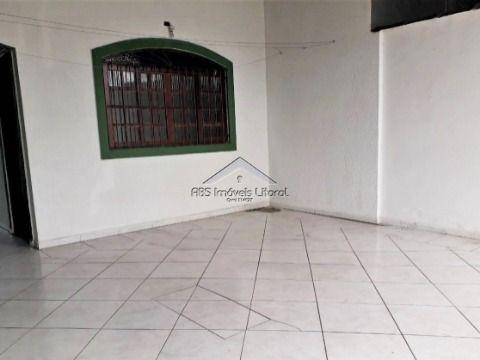 Casa com 2 dormitórios na Vila Mirim na Praia Grande