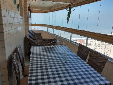Lindo Apartamento com 3 dormitórios na Vila Caiçara em Praia Grande