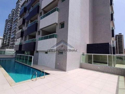 Lindo apartamento com 2 suítes na Vila Tupi em Praia Grande - SP