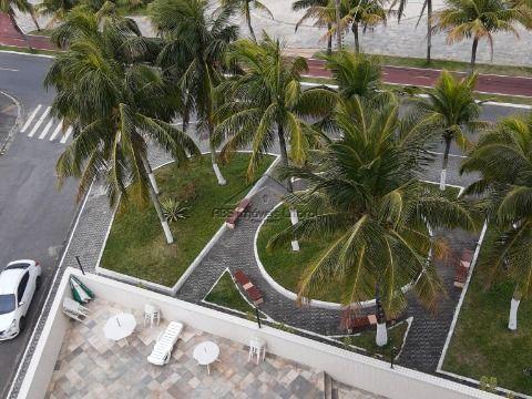 Apartamento Frente Mar de 2 dormitórios no Jardim Imperador em Praia Grande
