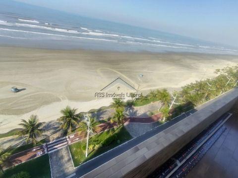 Apartamento de 2 dormitórios 1 suíte no Florida em Praia Grande