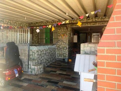 Casa 3 Dormitórios no Maracanã na Praia Grande SP
