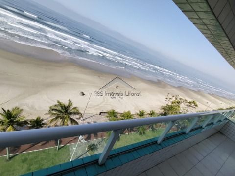 Apartamento frente mar 2 Dormitórios no Jardim Real em Praia Grande
