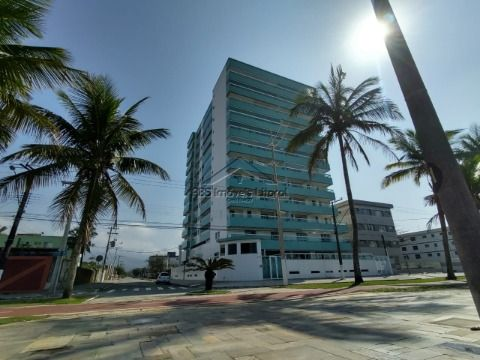 Apartamento frente mar 2 Dormitórios 1 Suíte no Jardim Real em Praia Grande