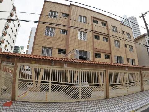 Apartamento 1 Dormitório na Vila Guilhermina em Praia Grande