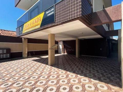 Casa nova no Balneário Maracanã na Praia Grande - SP