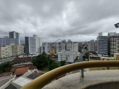 Lindo Apartamento 2 dormitório 1 suíte na Vila Caiçara em Praia Grande