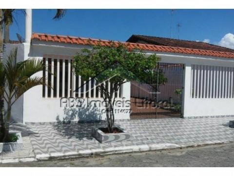 Casa isolada Vila Mirim - Praia Grande - SP (FINANCIAMENTO BANCÁRIO)