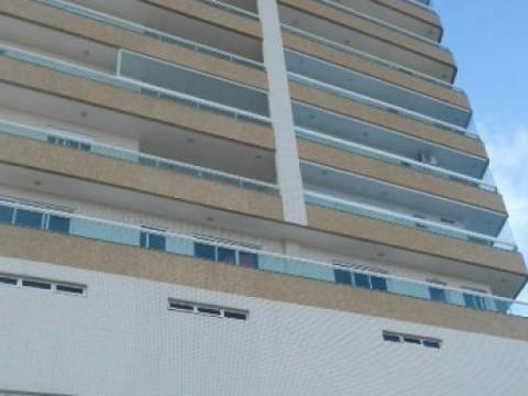 Apartamento em Vila Caiçara alto padrão - Praia Grande-SP