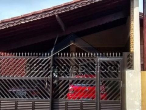 Casa em Vila Caiçara Praia Grande-SP (FINANCIAMENTO BANCÁRIO)