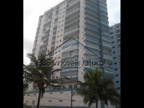Apartamento de 2 dormitórios em Vila Caiçara - Praia Grande-SP.