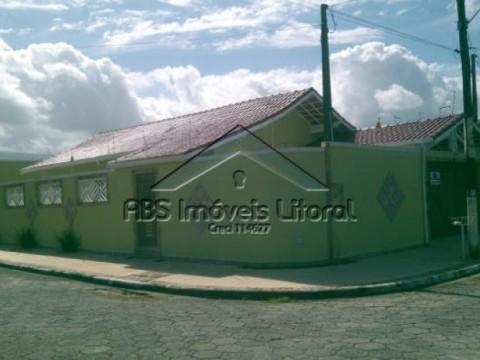 Casa em Jardim Imperador Praia Grande-SP (Aceita Financiamento)