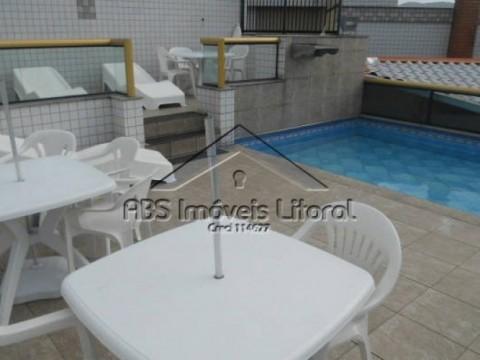 Apartamento em Vila Caiçara - Praia Grande-SP
