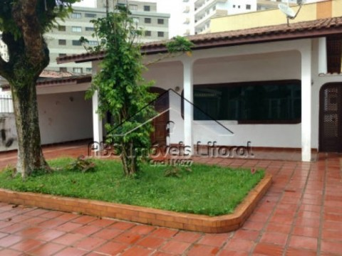 Casa na Vila Caiçara Praia Grande - SP