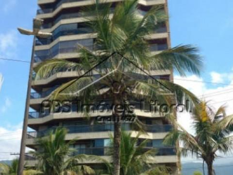 Apartamento frente mar no Flórida Praia Grande - SP